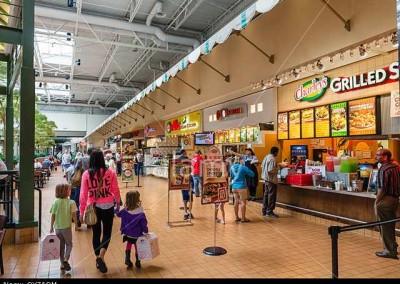 MOA food court