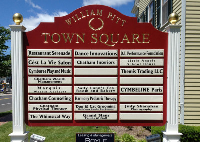 town square small