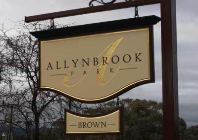 allynbrook-park-property-sign