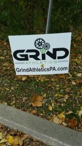 Grind Yard SIgn