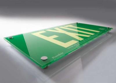 Acrylic-Photoluminescent-Exit-Sign-EXIT-600035