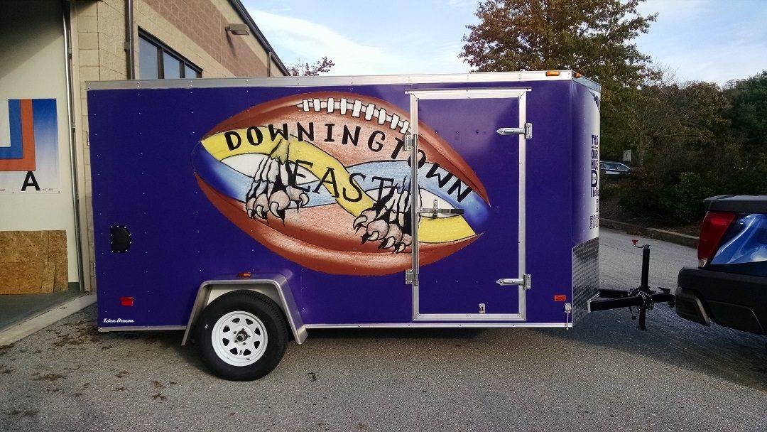 Downingtown Pa Custom Vinyl Vehicle Graphics For